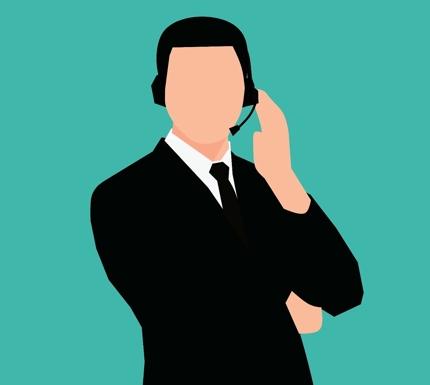 ブランド店等に英語で電話交渉