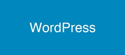 Wordpressのインストール代行