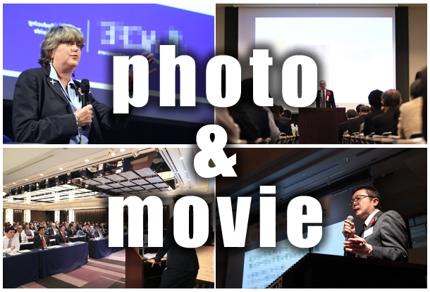 イベント・講演会・カンファレンスなどの写真&動画同時制作