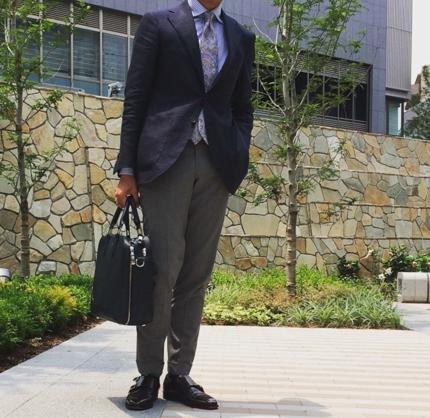 企業ホームページ掲載写真の服装アドバイス、買い物同行