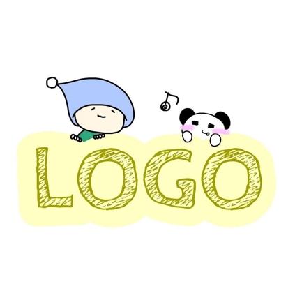 かわいいロゴ作成いたします<企業・店舗・HP・バナー・バンドロゴに!>