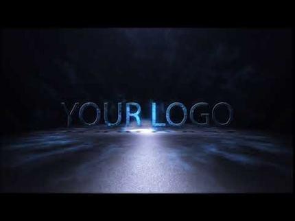 イントロロゴ、タイトルアニメ作成します