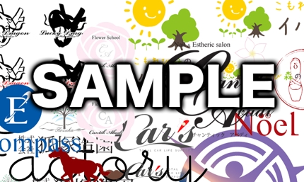 企業ロゴ・タイトルロゴ・オリジナルロゴなどのデザイン。修正費無料で対応!