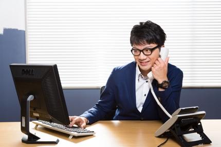 【★】○○分のお電話で「伺った内容」を記事化するサービス!