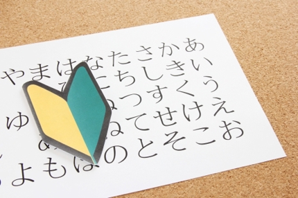 日本語を教えます!(50分) Let's talk in Japanese!