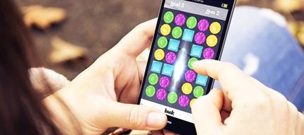 カジュアルゲームの開発(HTML5ゲーム、スマホゲーム)
