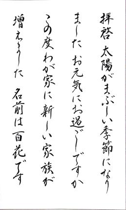 祝辞・弔辞オリジナル原稿毛筆(300字程)
