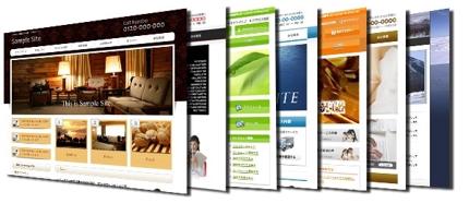 芸術的なデザインでスタイリッシュなサイトをWordPressで制作します