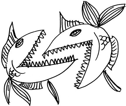 ゆっっるいイラストをすぐに描きます