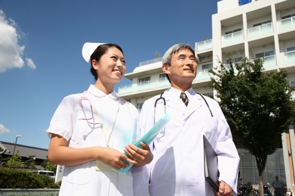 医療施設のホームページ制作