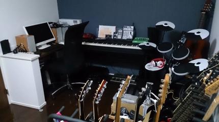 楽器演奏&レコーディング業務