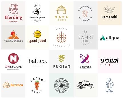 企業応援キャンペーン●オリジナルロゴデザインを作成します!●