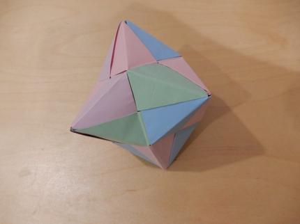 折り紙の折り方【写真付き】ライティング行います。