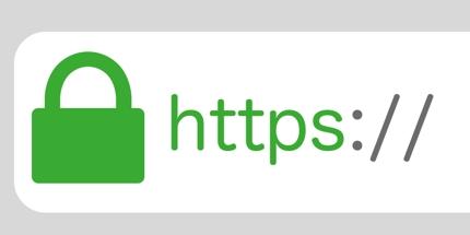 ホームページのhttps化、SSL化
