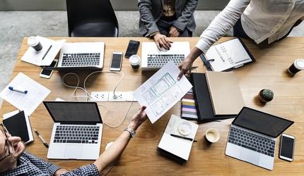 業務システム開発コンサルティング