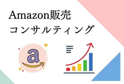 Amazon販売コンサルティング【1ヶ月】<初回特別価格>