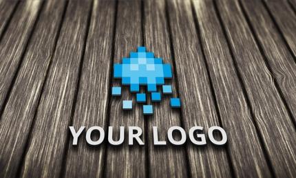 「低価格」意味を伝えられるカンパニーロゴを作り