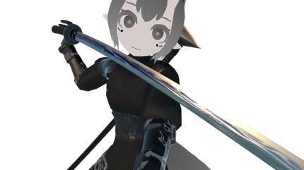 UnityのHumanoid形式に対応した3Dキャラクターモデル制作