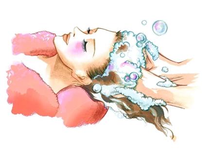 ●水彩風イラスト●図のレベルクオリティでの一枚絵