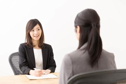 【就職・転職】面接練習しませんか?1時間2000円(フィードバック込)