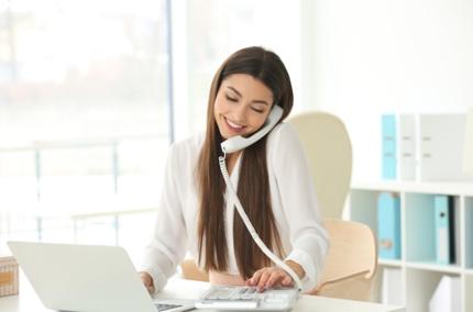 【秘書業務】1ヵ月10万!メール対応、電話対応、スケジュール管理