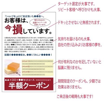 まず広告テンプレート1250円で製作します!【モニター募集】