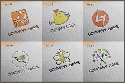 5案保証!修正無制限!あなたの会社・お店のロゴをデザインします
