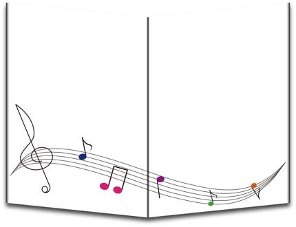 移調楽譜作成します