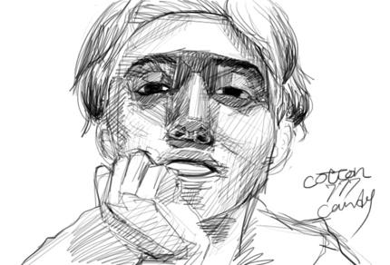 リアリティのある似顔絵描きます!
