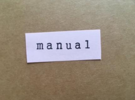 業務マニュアル&システムの操作マニュアルを作成します!