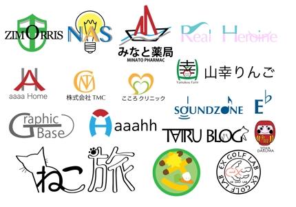 【ロゴデザイン】ロゴデザイン作成致します。