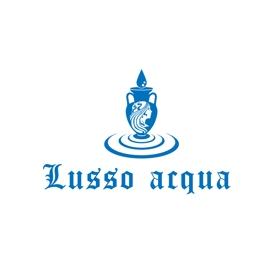 新会社「Lusso acqua」ロゴマーク