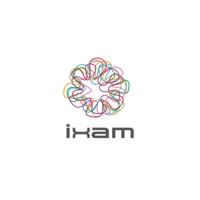 インターネット広告を一元管理するシステム『iXam(イグザム)』のロゴ
