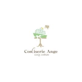 Confiserie Ange様 ロゴデザイン