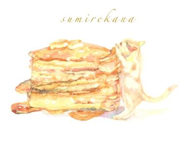 cat&pancake