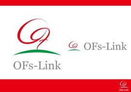 農業法人 OFs-Link(オフリンク)様ロゴ