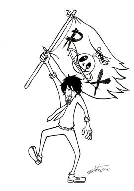 ポートレイト/全身(似顔絵)