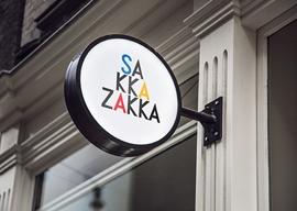 SAKKA ZAKKAのロゴ