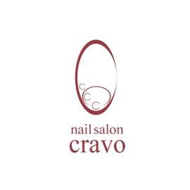 ネイルサロンのロゴ