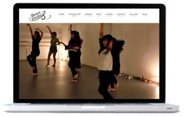ダンススタジオSさまのホームページ