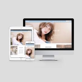 【美容室】webサイト