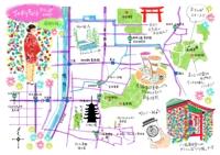 京都おさんぽMAP 南禅寺