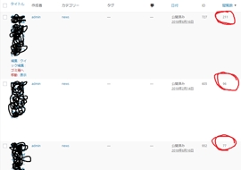 SEO/アクセスアップ/まとめ/SNS/(2)