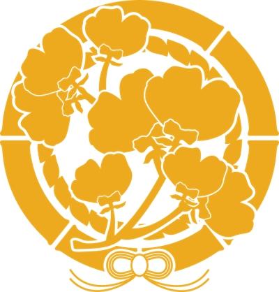 家紋風ロゴデザイン