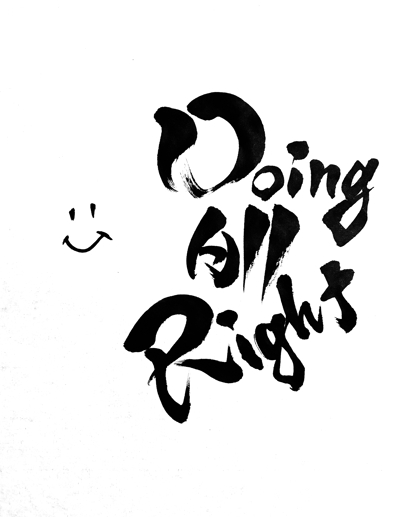 Doing All Right