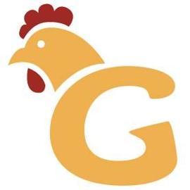 食品会社のロゴ