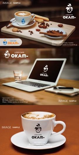 LOGOSAMPLEイメージ(ペット・CAFEなど)
