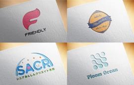 これまでに制作したロゴデザイン一例:No.2