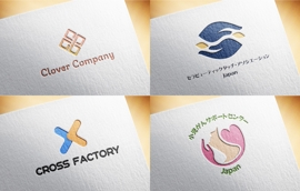 これまでに制作したロゴデザイン一例:No.3