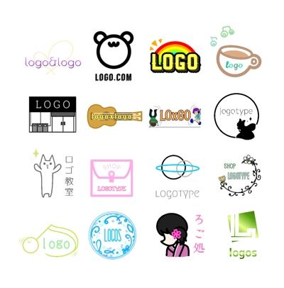 ロゴデザインサンプル